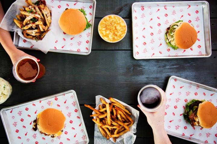 Burger Restaurant Montrose
