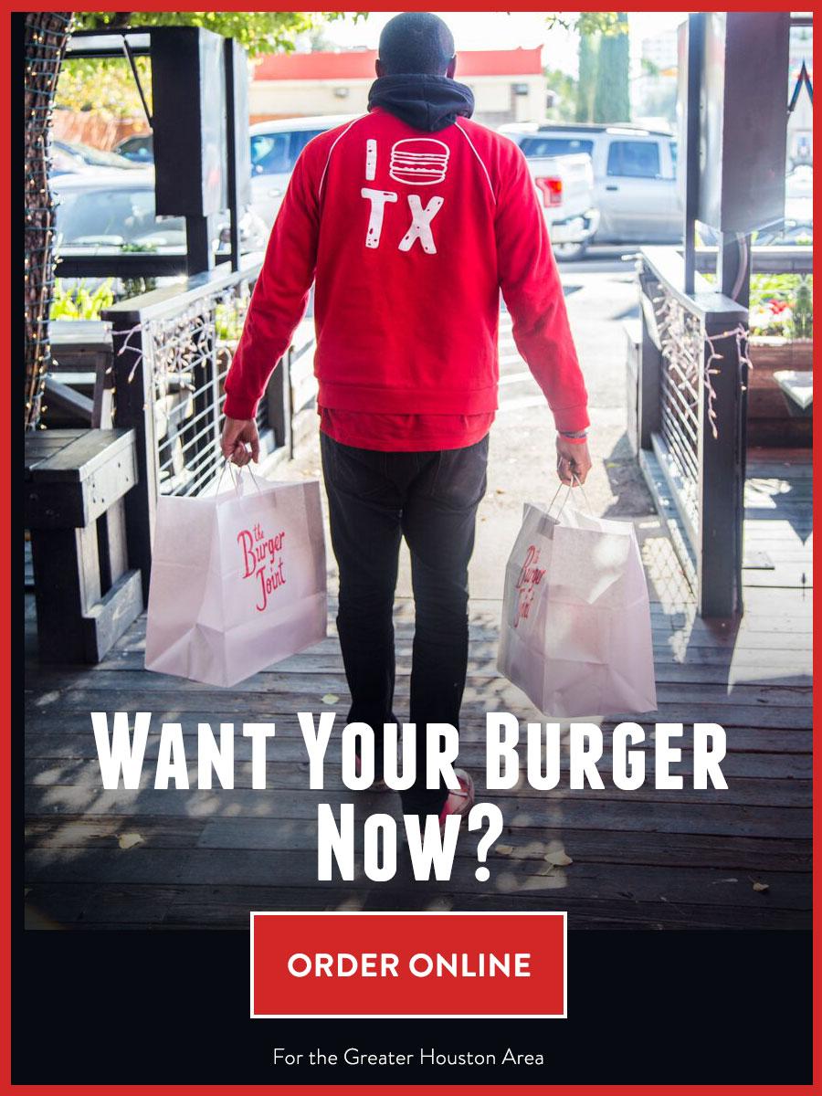 Burger Joint - Houston's Favorite Burger